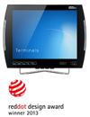 Staplerterminal - VMT8000 Serie - reddot design award winner 2013