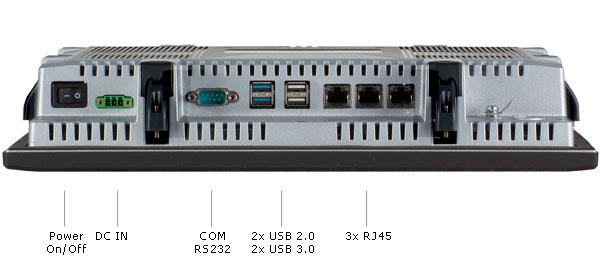 Panel PCs - Industrial PC - OPC7000 series - ads-tec
